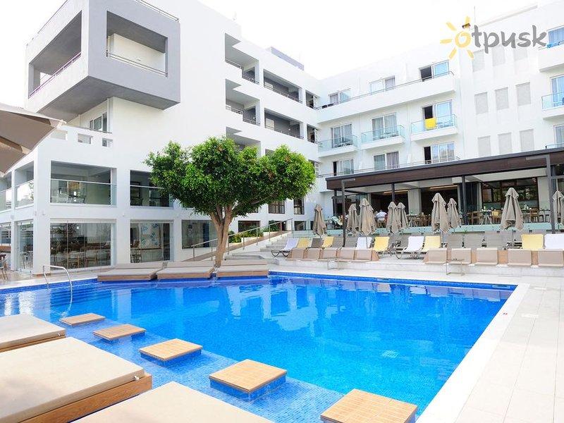 Отель Atrium Ambiance Hotel 4* о. Крит – Ретимно Греция