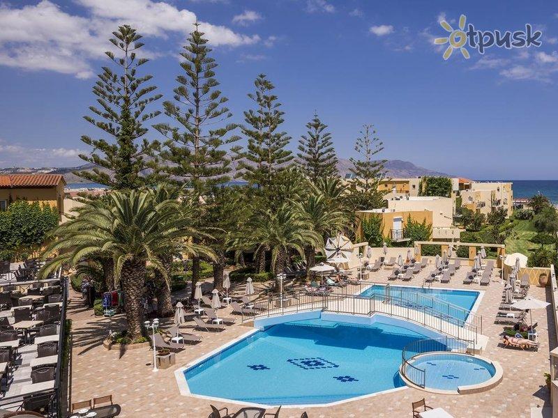 Отель Vantaris Beach Hotel 4* о. Крит – Ханья Греция