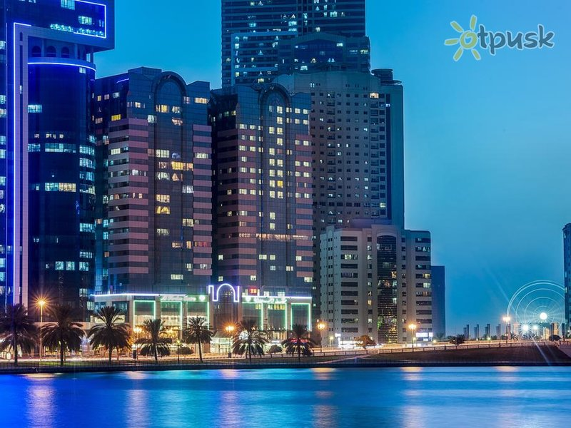 Отель Golden Tulip Sharjah 4* Шарджа ОАЭ
