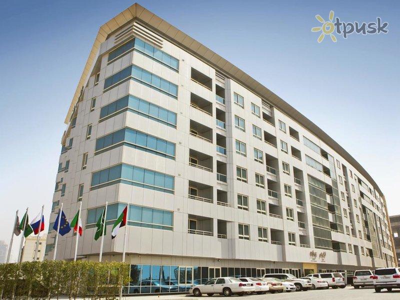 Отель TIME Ruby Hotel Apartments 3* Шарджа ОАЭ
