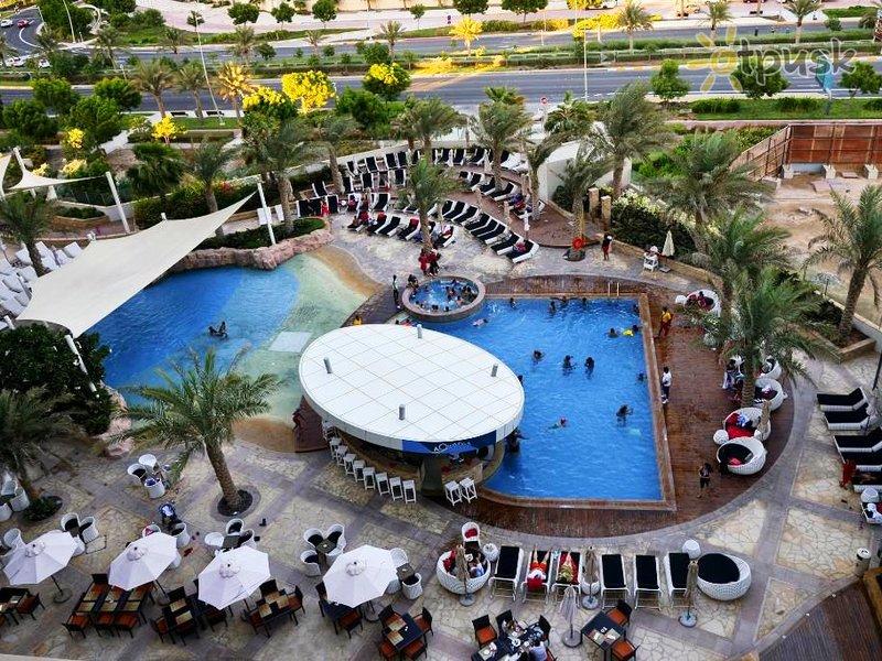 Отель Yas Island Rotana 4* Абу Даби ОАЭ