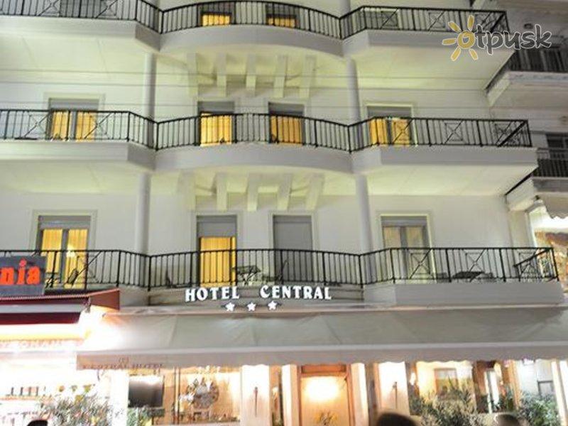 Отель Central Hotel 3* Пиерия (Паралия Катерини) Греция