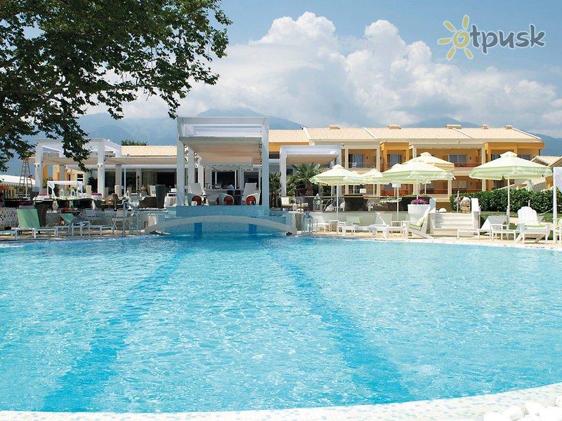 Отель Litohoro Olympus Resort Villas & Spa 4* Пиерия (Паралия Катерини) Греция