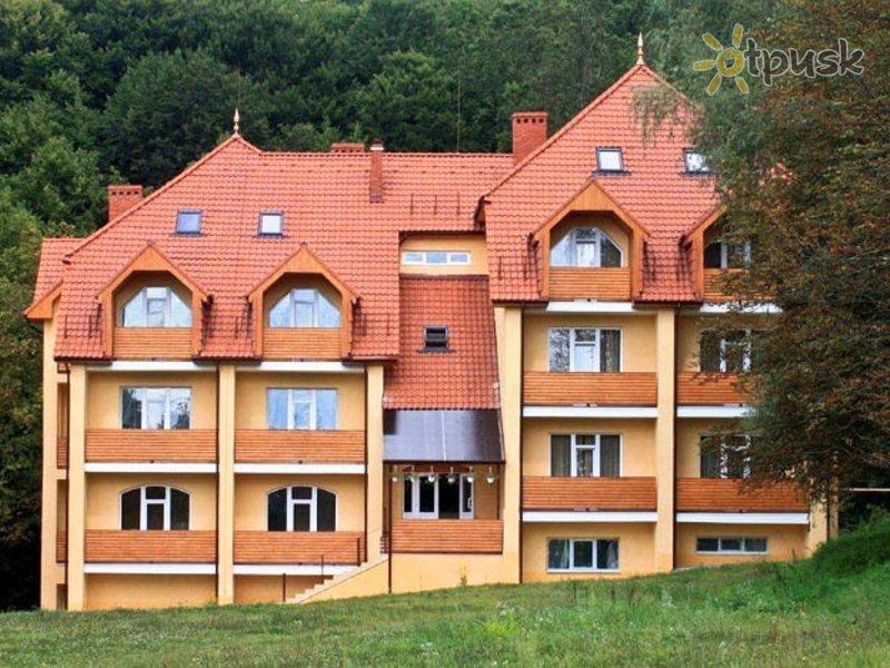Отель Гортензия 3* Поляна Украина - Карпаты