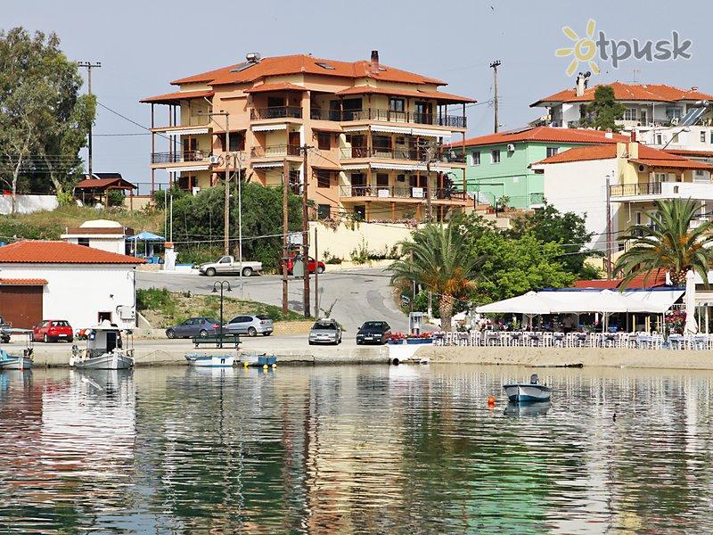 Отель Korali House Apartments 2* Халкидики – Ситония Греция