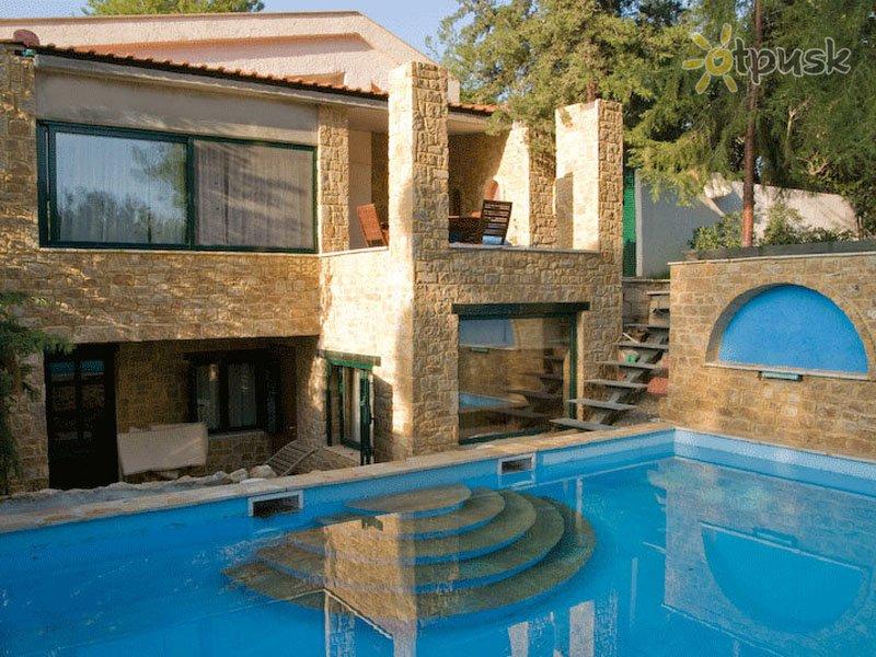 Отель Maria Elena Villas 4* Халкидики – Ситония Греция