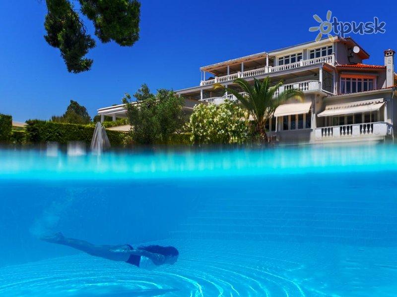 Отель Danai Beach Resort & Villas 5* Халкидики – Ситония Греция