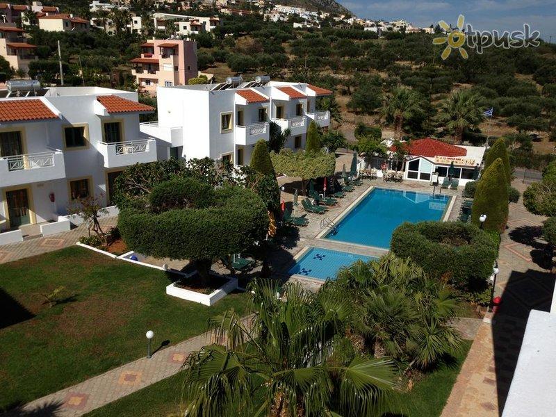 Отель Nikolas Villas Appartments 3* о. Крит – Ираклион Греция