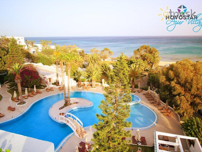Отель Club Novostar Sol Azur Beach Congres 4* Хаммамет Тунис