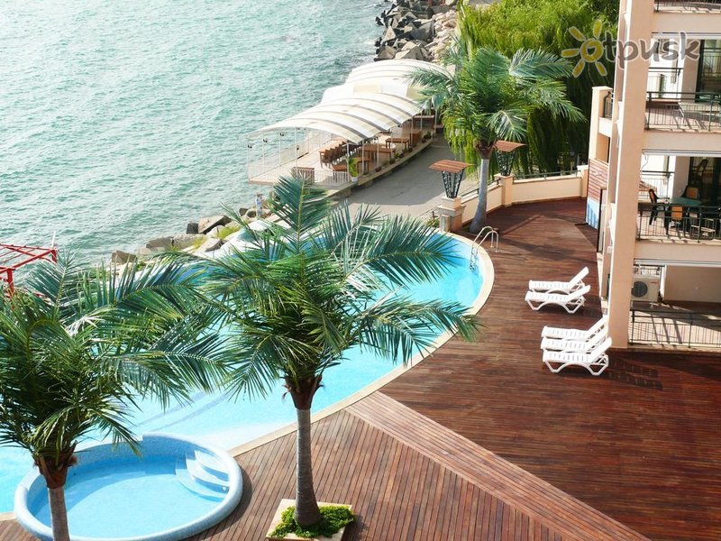 Отель Marina City Hotel 3* Балчик Болгария