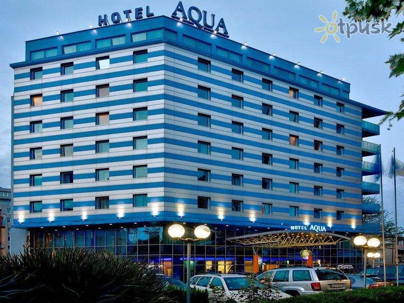 Отель Aqua Hotel 4* Бургас Болгария