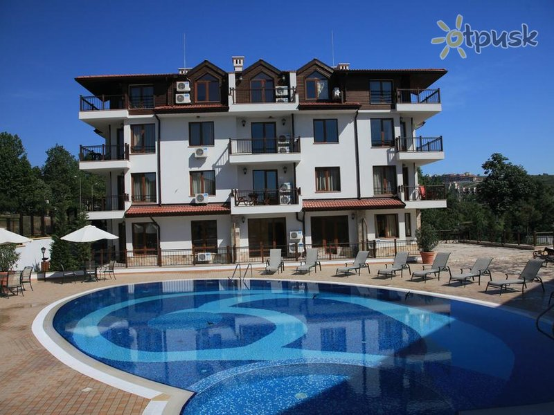 Отель Сирена Апартотель 3* Бяла Болгария