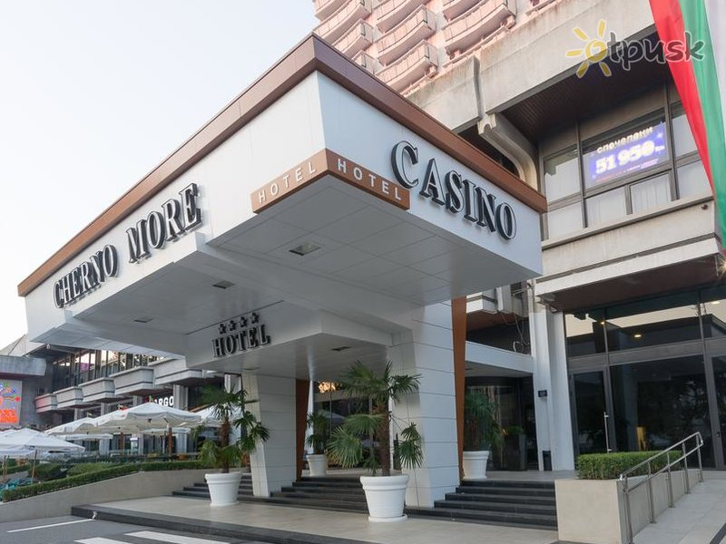 Отель Cherno More Hotel & Casino 4* Варна Болгария