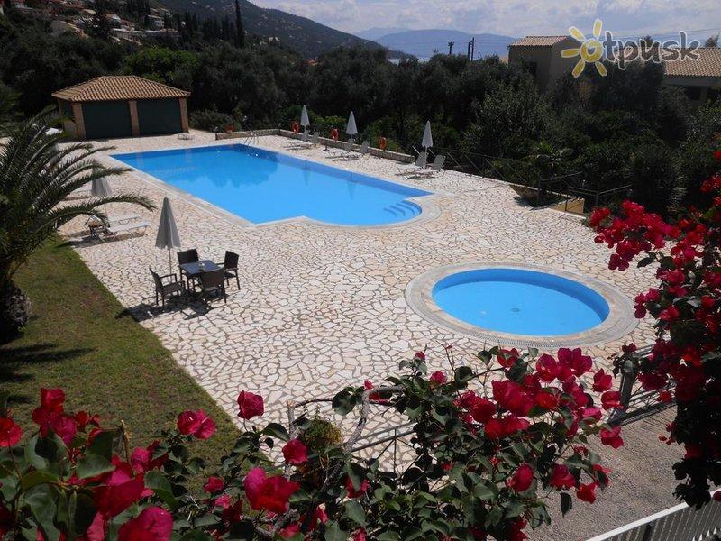 Отель Barbati Beach Apartments 2* о. Корфу Греция