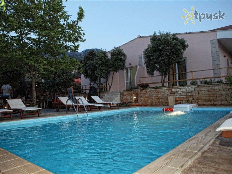 Отель Niriides Beach Hotel 4* о. Крит – Ретимно Греция