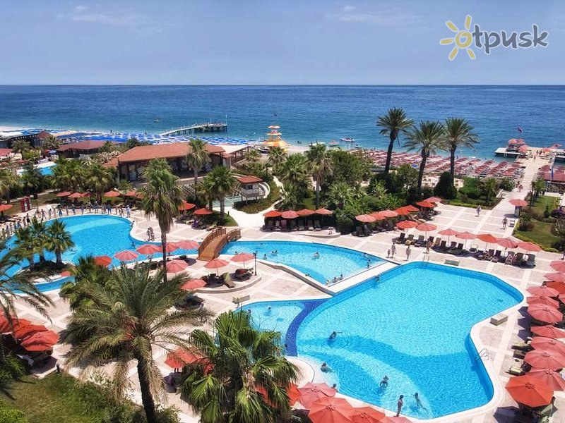 Отель Akka Alinda Hotel 5* Кемер Турция