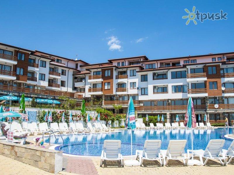 Отель Gardenia Hills Hotel 3* Солнечный берег Болгария