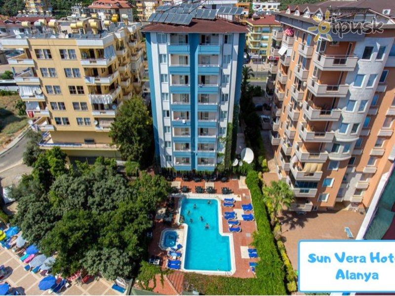 Отель Sun Vera Hotel 3* Алания Турция