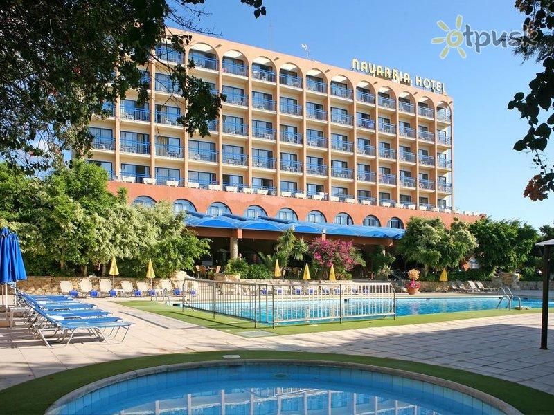 Отель Navarria Hotel 3* Лимассол Кипр