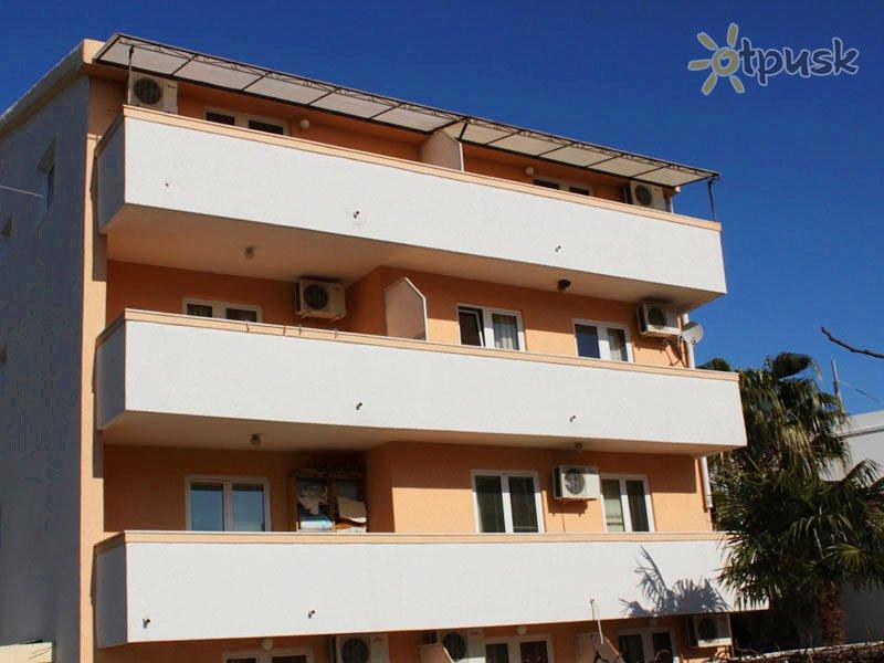 Отель Villa Strugar 3* Бечичи Черногория