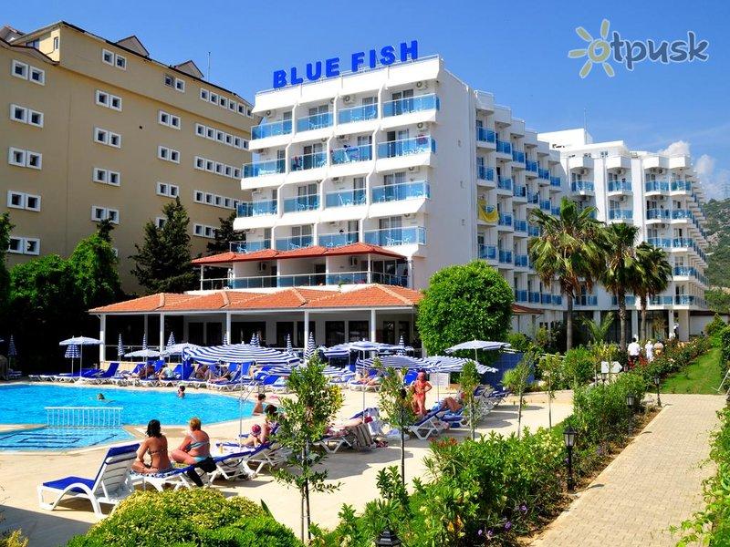 Отель Blue Fish Hotel 4* Алания Турция