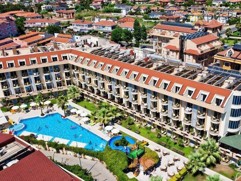 Отель Camyuva Beach Hotel 4* Кемер Турция