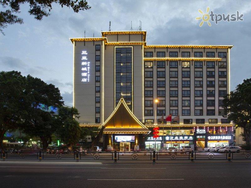 Отель Sanya New City Hotel 3* о. Хайнань Китай