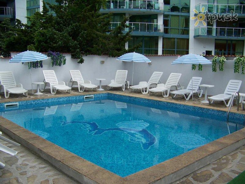 Отель Dune Hotel 3* Приморско Болгария