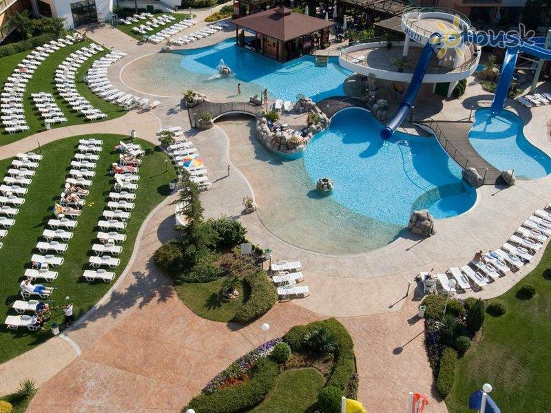 Отель Trakia Hotel 3* Солнечный берег Болгария