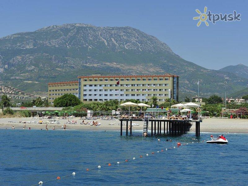 Отель Kirbiyik Resort Hotel 5* Алания Турция