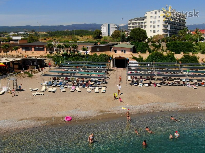 Отель Asrin Beach Hotel 4* Алания Турция