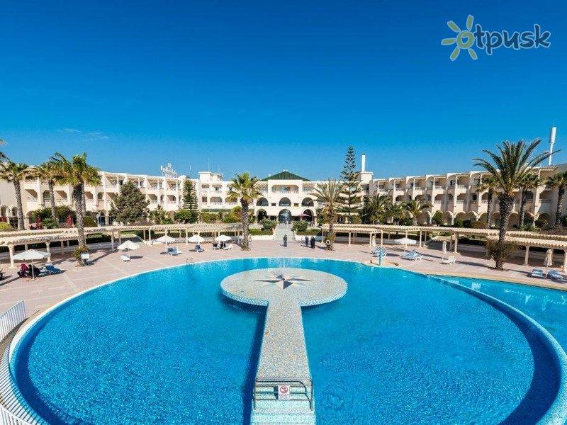 Отель Le Royal Hammamet Hotel 5* Хаммамет Тунис