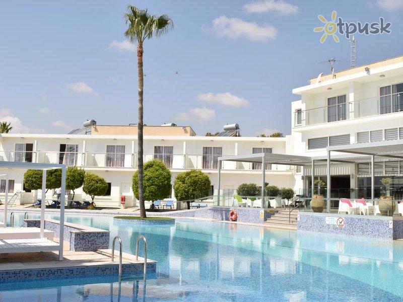 Отель Fedrania Gardens Hotel 2* Айя Напа Кипр