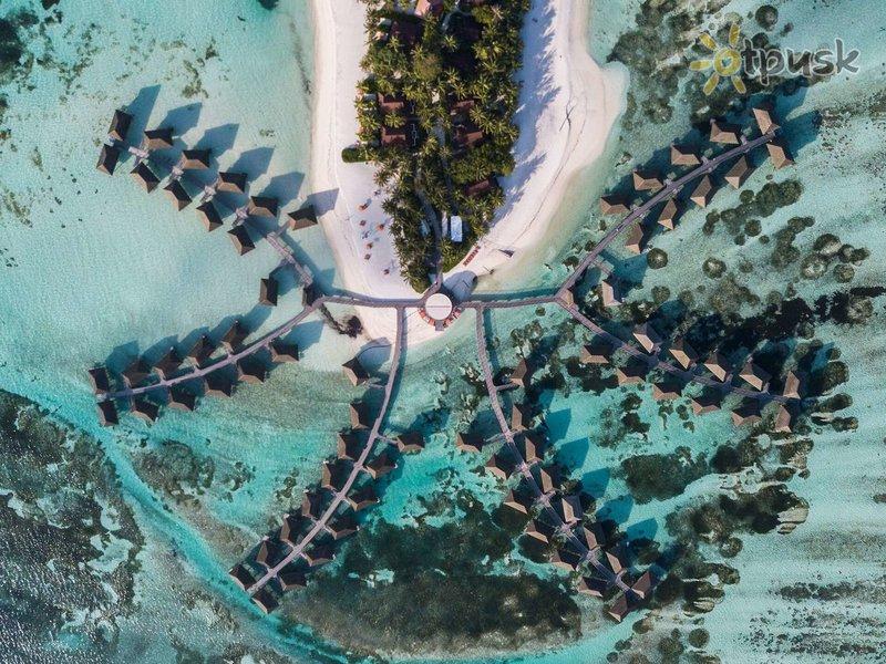 Отель Club Med Kani 4* Северный Мале Атолл Мальдивы