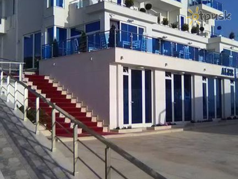 Отель ALER Holiday Inn Saranda Hotel 4* Саранда Албания