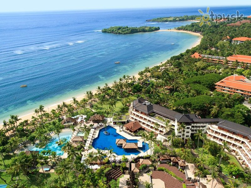 Отель Nusa Dua Beach Hotel & Spa 5* Нуса Дуа (о. Бали) Индонезия