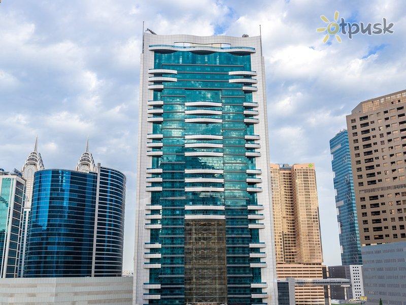 Отель First Central Hotel Suites 4* Дубай ОАЭ