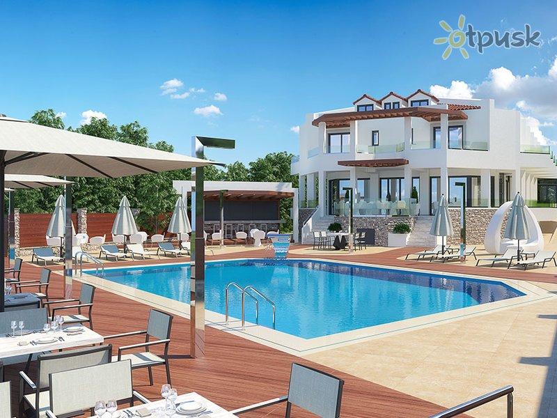 Отель Poseidon Hotel 3* Пелопоннес Греция