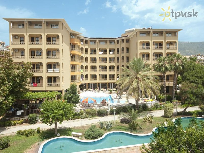 Отель Bayar Sun Time 4* Алания Турция