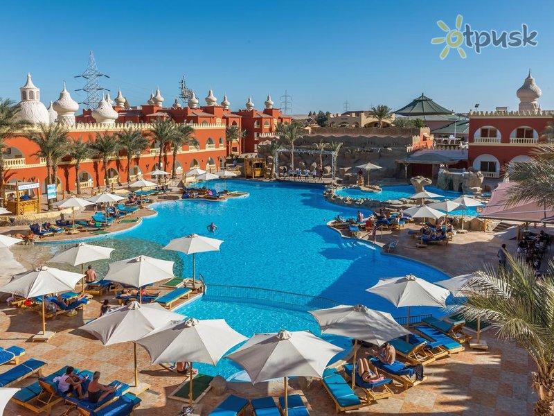 Отель Pickalbatros Alf Leila Wa Leila 4* Хургада Египет