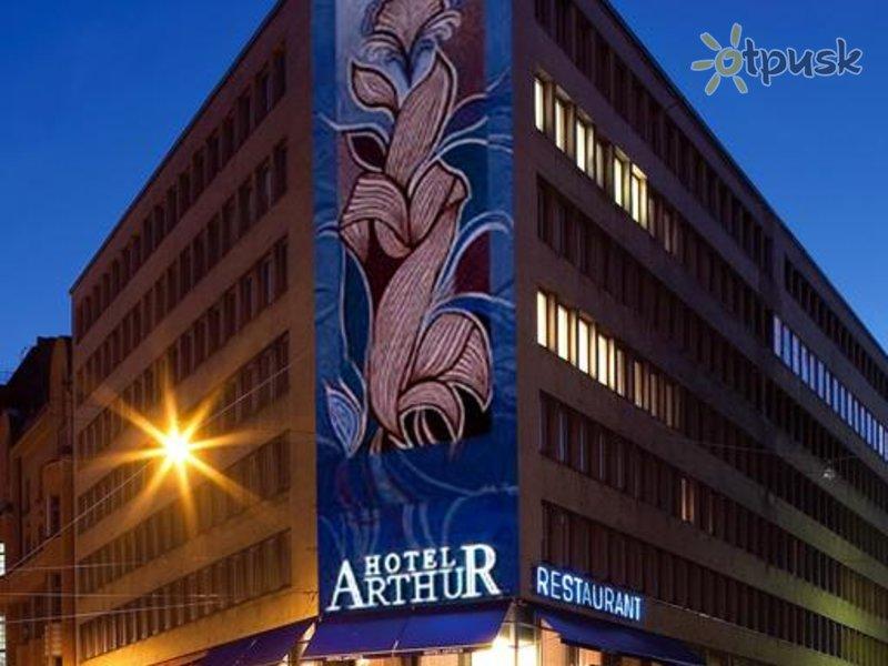 Отель Arthur Hotel 3* Хельсинки Финляндия