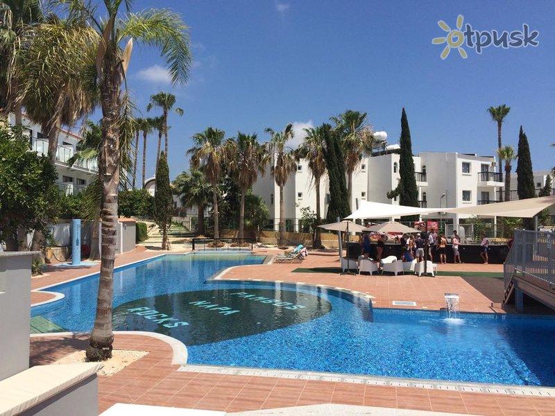 Отель Pambos Napa Rocks 2* Айя Напа Кипр