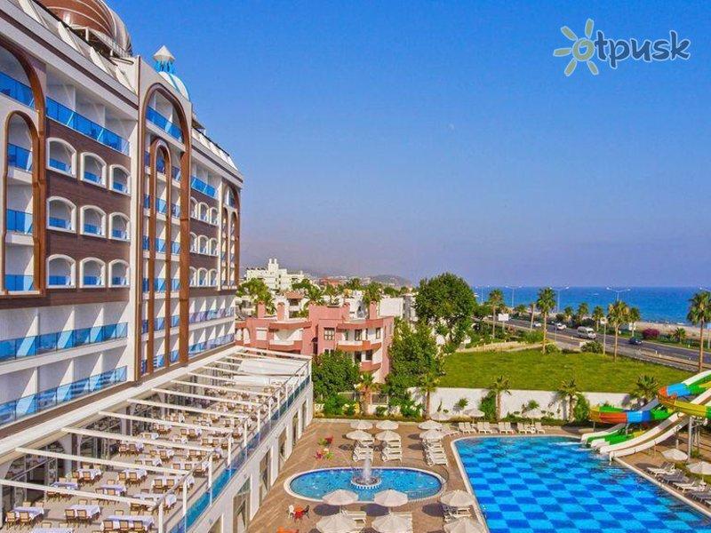 Отель Azur Resort & Spa 5* Алания Турция