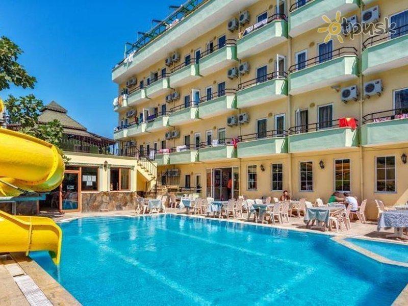 Отель Asia Hotel 3* Кемер Турция