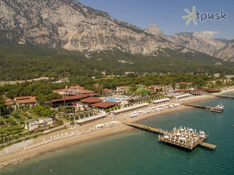 Отель Crystal Flora Beach Resort hv1 Кемер Турция