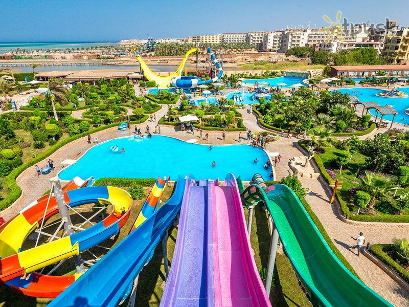 Отель Hawaii Caesar Dreams Aquapark Resort 4* Хургада Египет