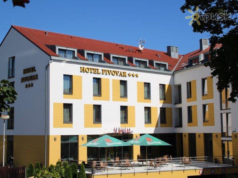 Отель Pivovar Hotel 3* Прага Чехия