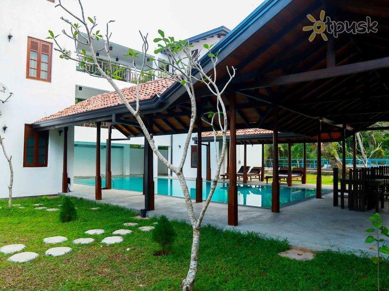 Отель Lagoon Boutique Hotel 3* Тангалле Шри-Ланка