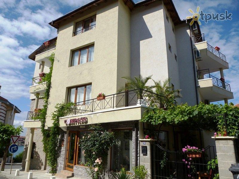 Отель Компас Вилла 2* Созополь Болгария