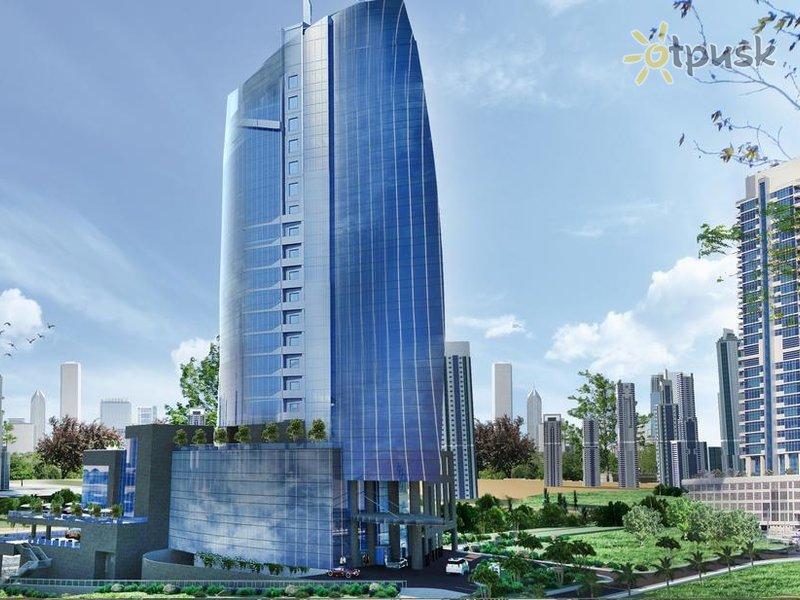 Отель Radisson Blu Hotel, Dubai Canal View 5* Дубай ОАЭ